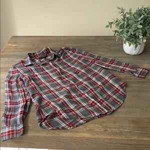 Good condition button down long sleeve shirt